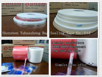 China OKER brand, large size without printed bag seal use,best price of bag sealing tape