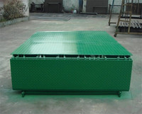 cheap price warehouse hydraulic Fixed Ramps with CE
