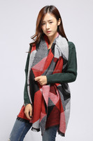 2015 china wholesale fashion Winter Shawls scarves cashmere shawl scarf pashmere shawl