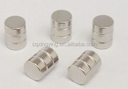 Customized High Quality Sintered Zn/Ni/ NiCuNi/Gold/ Epoxy Coating N35-N52,(M,H,SH,UH,EH) Disc Permanent Magnet
