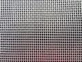 Tela de malla de poliéster 100%, tejido de malla PVC para valla