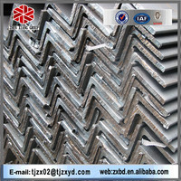equal and unequal hot rolled steel angle bar used for power tower