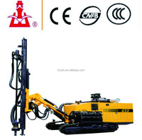 SHIDASHI KT5 made in china crawler mobile drilling rig tools
