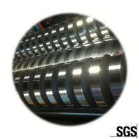 Heat- Sealable Alum Foil Mylar Tape Alum/Mylar Tape Double Sides Single Side Aluminum Plastic Film AL PET AL/PET