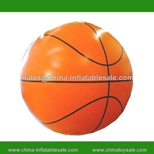 HUACANG giant inflatable basketball, helium balloon for sale