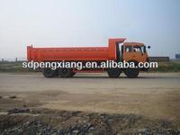 8*4 8m U style hopper dump truck (Beiben Chassis)