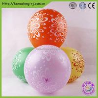 High Quality Kids Birthday Wedding Valentine Restaurant Party Event Decoration Latex Balloons/Cheap Custom Printed Balloons