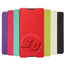 China Wholesale Colourful PU Leather Cell Phone Case For Sony Xperia Z4 With Good Stand