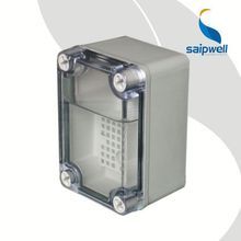 Saipwell ABS clear cover enclosure DS-AT-0506 50*65*55MM electric enclosure box
