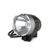 "1xXM-L2 1200 lumen ""Endurance"" 6600mAh battery pack bike head light"