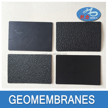 High density polyethylene Geo membrane liner used as dam lining/landfill lining/containment lining
