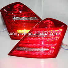For Mercedes-Benz W221 S300 S350 S450 S500 S600 Tail Lamp 2006-09 year Red White Type DB