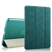Quality Style Dormancy PU Leather Stand for air2Solid color case