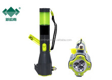 Multi functional Auto Car Emergency Safety Hammer with LED light