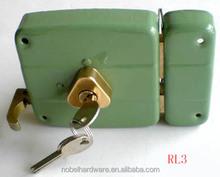 new products aluminium rim lock installation