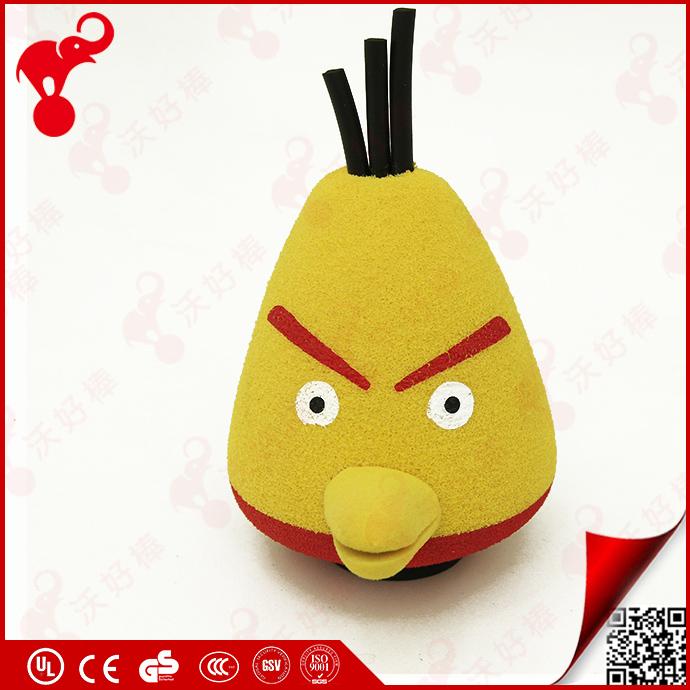 Trong nhà trẻ em ưa thích bowling toy set, NBR foam nhỏ angry little birds bowling bóng