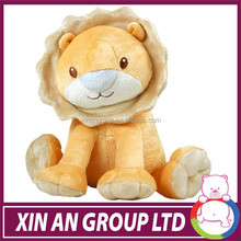 plush lion toy,hot sale animal toy lion king