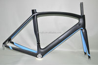 2014 dengfu Beautiful ODM carbon sands bike carbon road bikes and road bicycles frames