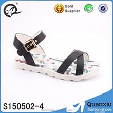 ladies new pu black eva sandals chappals