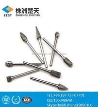 tungsten carbide rotary files carbide dental burrs