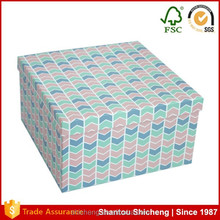 Multifunctional high quality square box packaging