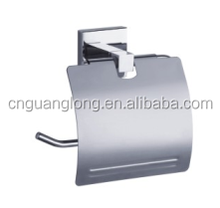 Brass bathroom accessories/chrome plated toilet paper holder