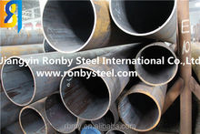 black steel carbon seamless steel pipe/tube sch40 astm a53b pipe