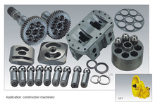 all kinds of rexroth hydraulic pump a8v parts with fast delivery
