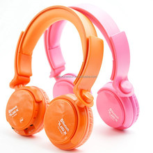 hot sale Bluetooth stereo headset Best Wireless rechargeable Headphones for the lcd TV/mtv wireless headphones