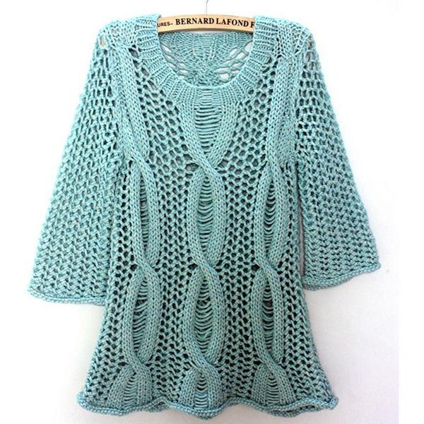 woolen sweater design pattern bronze cardigan