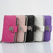 Diamond Bling Handbag Cell Phone Case Holder Wallet PU Leather flip Cover Case For Samsung Galaxy Note 3 N9000