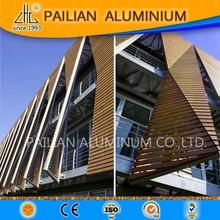 China supplier Australian standard HVAC aluminum louver security window shutter sunshading blinds,aluminum sunshade louver