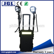 IP67 24AH LITHIUM BATTERY Cree 80w remote area work light battery power outdoor light car led spotlight