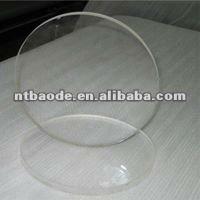 transparent sight gauge glass