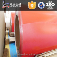 Chinese Precoated Galvanized Sheets