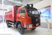 Dongfeng Brand New Design 6 Wheel Drive Dump Truck
