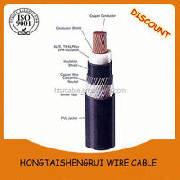 cable drop wire self supporting insulated wire 35mm2 ABC Cable