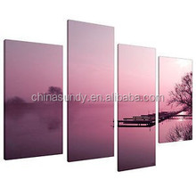 Adornment picture Frameless draw
