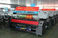 china hot sale high quality good price sublimation printer textile printing / Flag Printing Machine