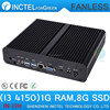 Intel Core i3 4150 3.5Ghz fanless gaming computer free noise 4K Platform Suitable for Gamer,can play games