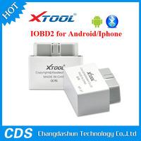 Super Oringinal Xtool iOBD2/EOBDII Code Reader MFI BT For Andriod/IOS Mobile Phone
