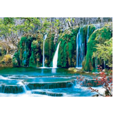 2015 Hot Sale 3D Waterfall Lenticular Picture/Poster/Painting