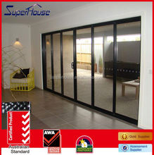 Australian AS2047 standard electrical sliding door