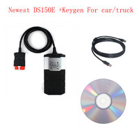 DHL DS150e CDP Plus PRO without Bluetooth For DELPHI DS150E Truck Car Auto OBD OBDII Scanner cdp Diagnostic tools