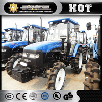 Best selling Foton Lovol 4WD 60HP foton 604 tractor price list