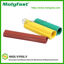 overhead line insulation sleeve