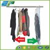 With Hanger Vacuum Seal Clear Hanging Storage Bag Reusable Vacuum Storage Bag