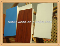 Supply 1250mm*2500mm thickness 19mm HPL Plywood-Commercial Plywood