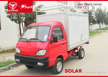 Gladway New Solar Electric Vehicle