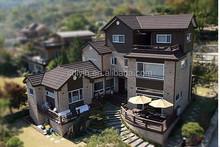popular metal corrugated tile roofing& steel roofing sheet